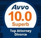 Avvo Superb Top Attorney